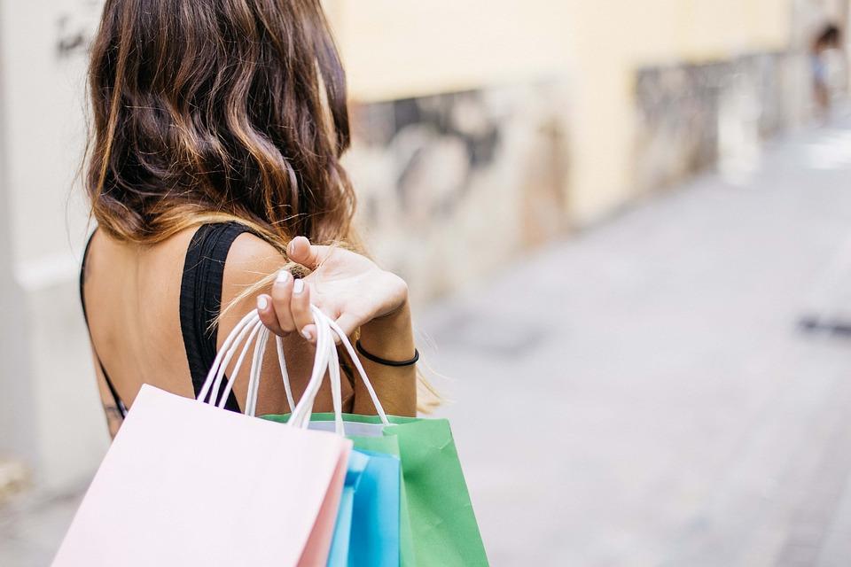 shopping, Cheyenne, Bags