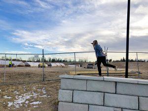 Carey Junior High New Building Construction