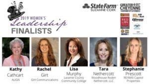 Women's Leadership Finalists