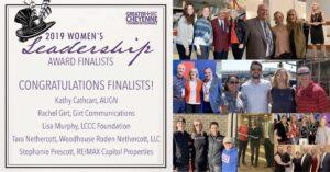 Stephanie Prescott Finalist Cheyenne Womens Leadership Award
