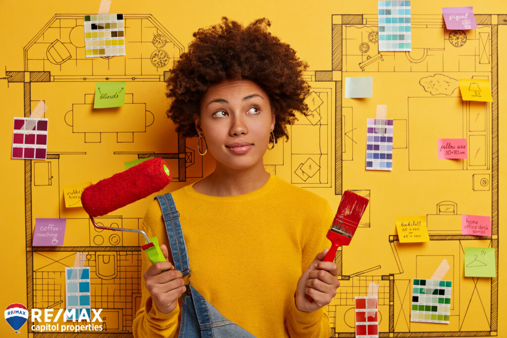 DIY Spring Project RE/MAX Capitol Properties