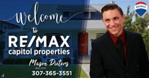 Mason Dieters RE/MAX Capitol Properties