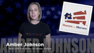 amber Johnson homes For Heroes remax Capitol Properties