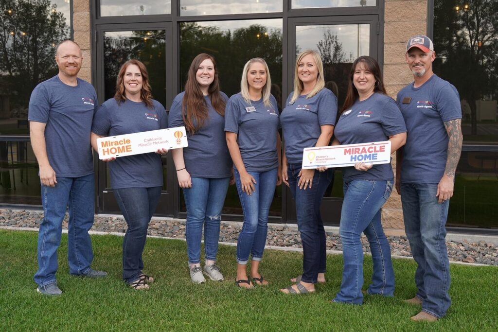 Miracle Agents 2021 RE/MAX Capitol Properties Cheyenne