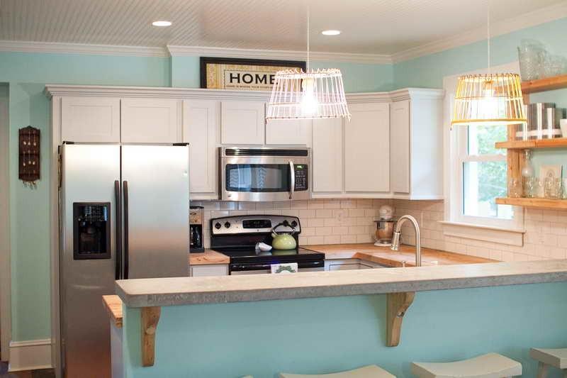 for-remodel-kitchen-ideas-blue-paint-color-for-kitchen-decoration