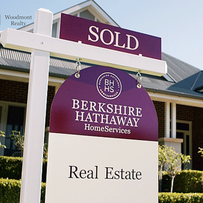 Image result for picture of berkshire hathaway sold sign