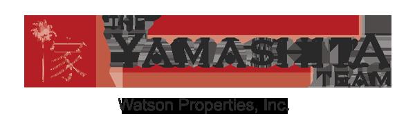 Yamashita Team | Watson Properties, Inc.