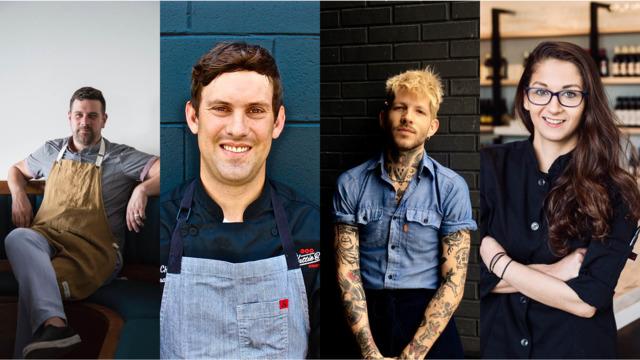 Iron Fork Chefs.