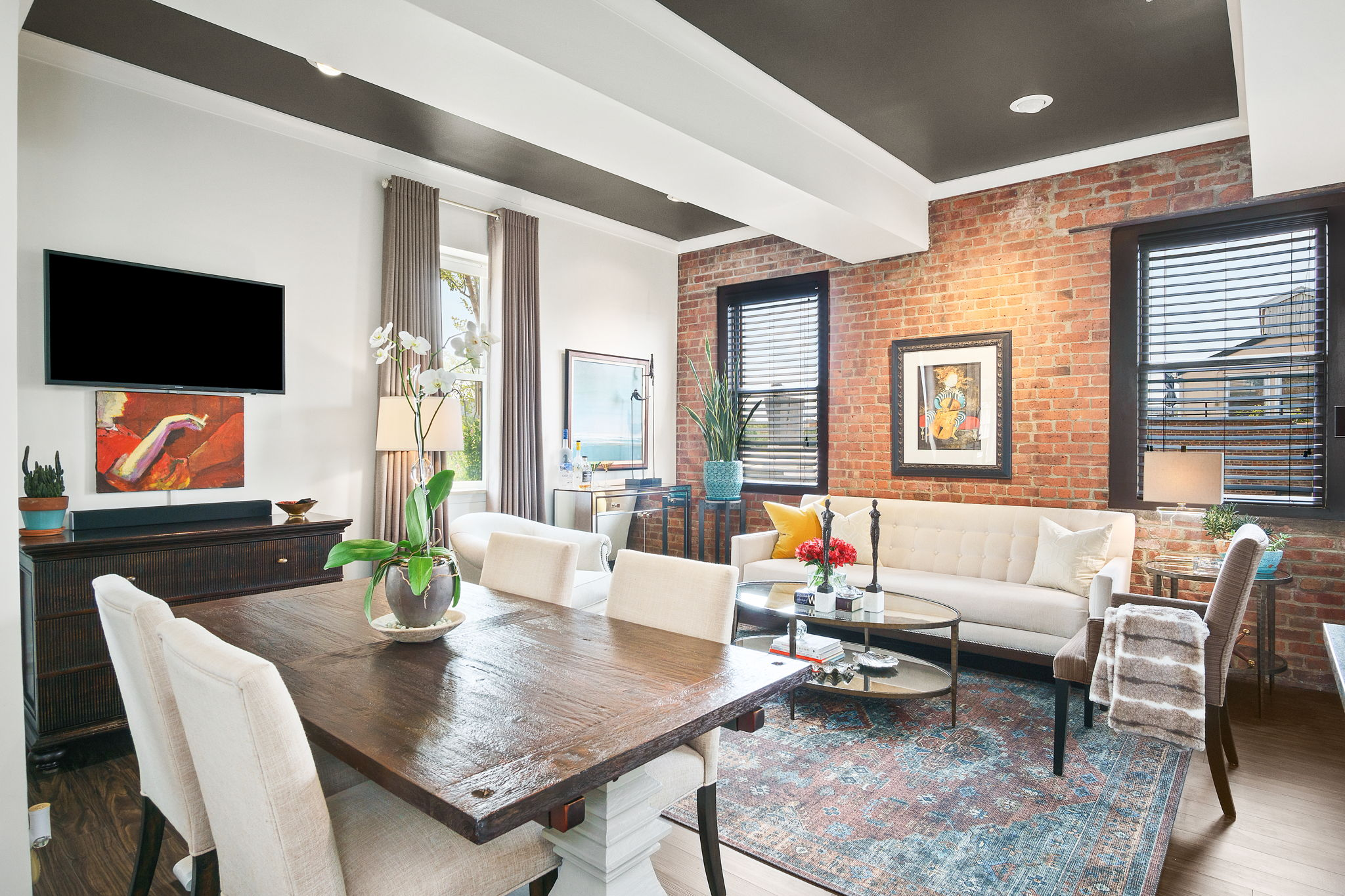 Duplex condo for sale in Jersey City
