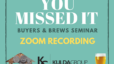 Kulda Group & Supreme Lending Buyers and Brews Seminar Recording!