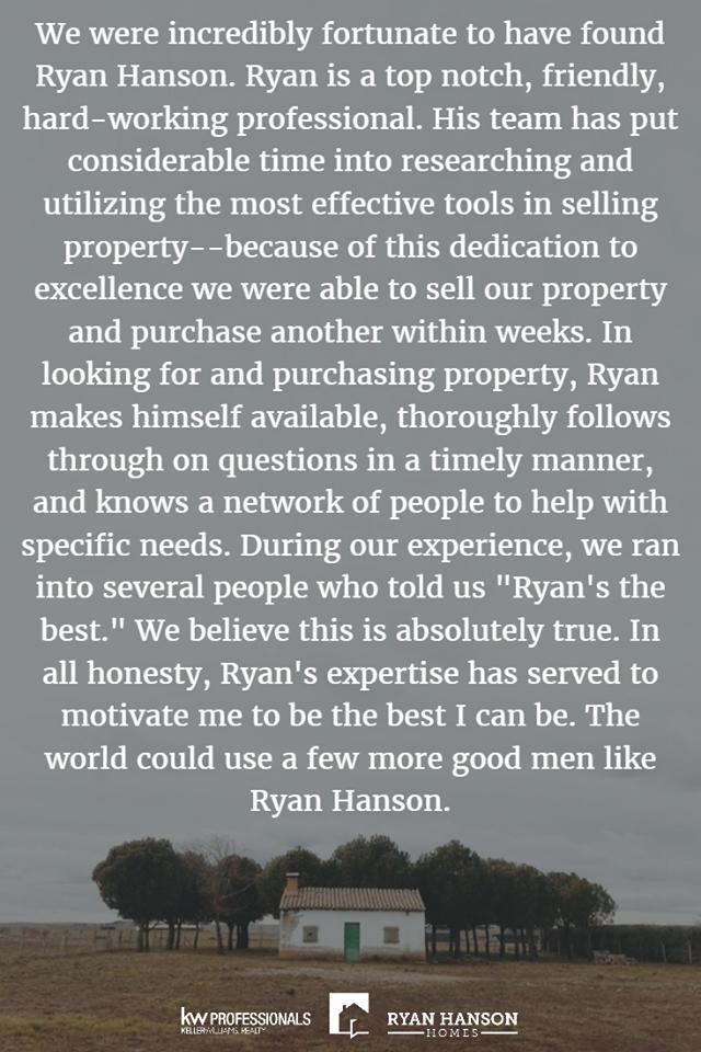 Ryan Review