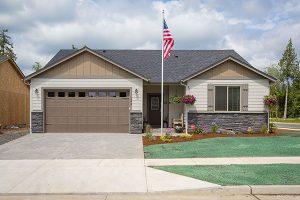 143 Zephyr Dr, Silver Lake WA 98645 - Silver Lake Village model home lot 32