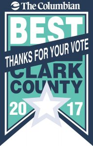 Thanks for your vote in Best of Clark County 2017