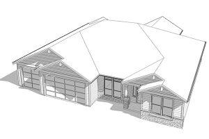 2400 rendering by Glavin Homes