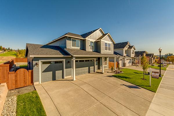 Heritage Country Estates Lot 7. 509 E Spruce Ave, La Center WA 98629 by JB Homes