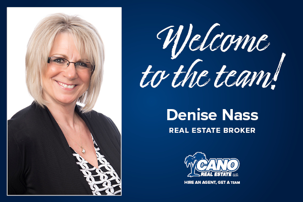 Welcome to the Team, Denise Nass
