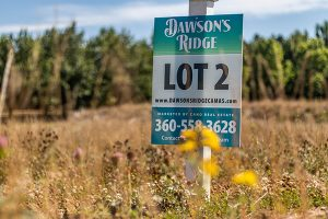Several Lots Available in Dawson's Ridge