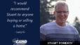 Stuart Pomeroy testimonial