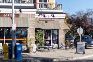 Savona Coffee House, Vancouver WA