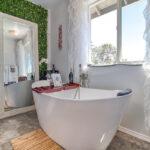 Soaking tub in master bathroom at 35901 NW 41st Ct, Woodland, WA 98674