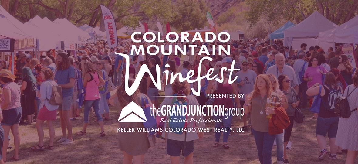 Colorado Mountain Winefest