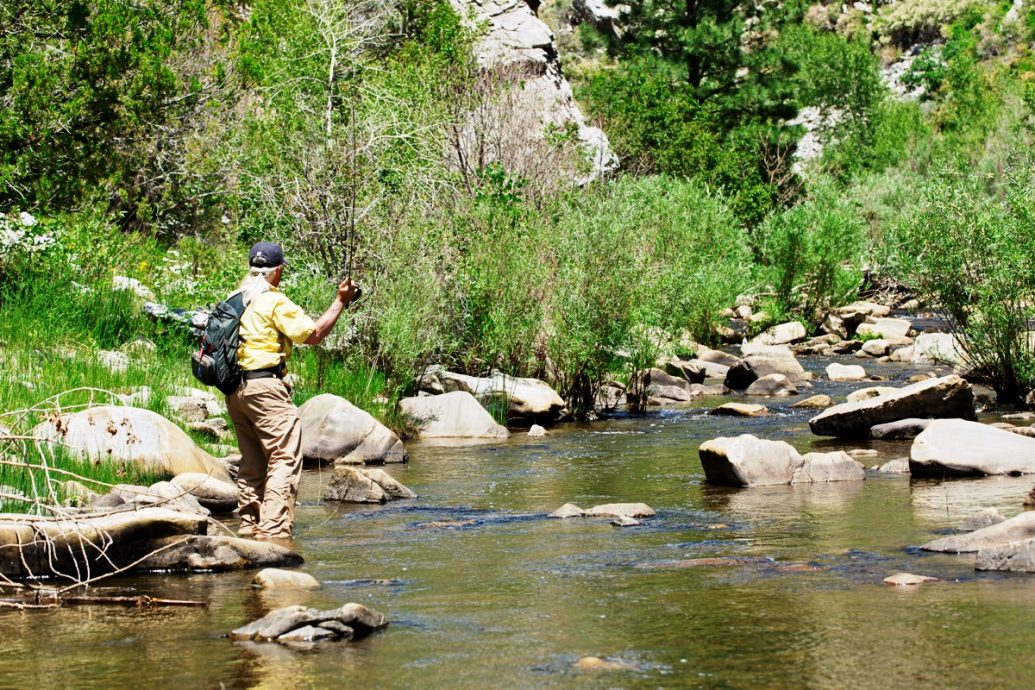 Best recreational ranch fly fishing log cabins land for New mexico fishing