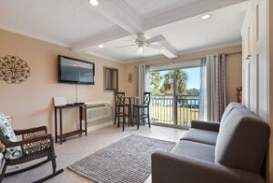 Efficiency Condo with direct views of Braddock Cove