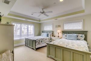 tray ceilings in bedrooms