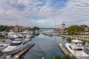 Harbour Town views