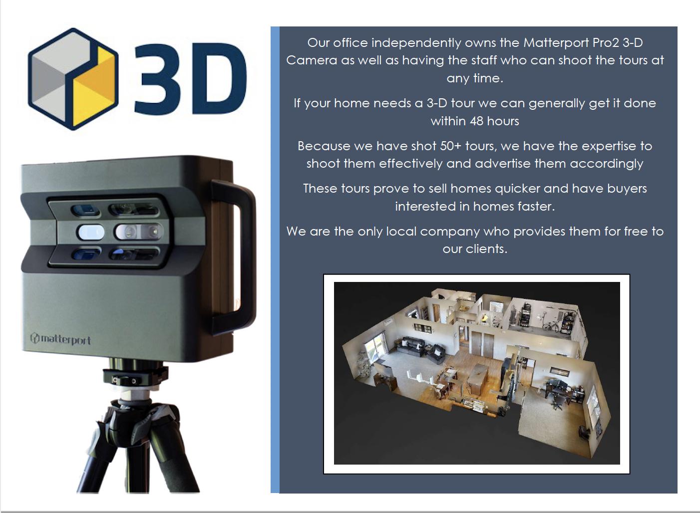 3D Home Tours! | Kittitas County Real Estate :: Coldwell