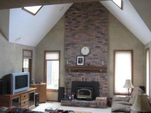 Reindeer Lane Living Room