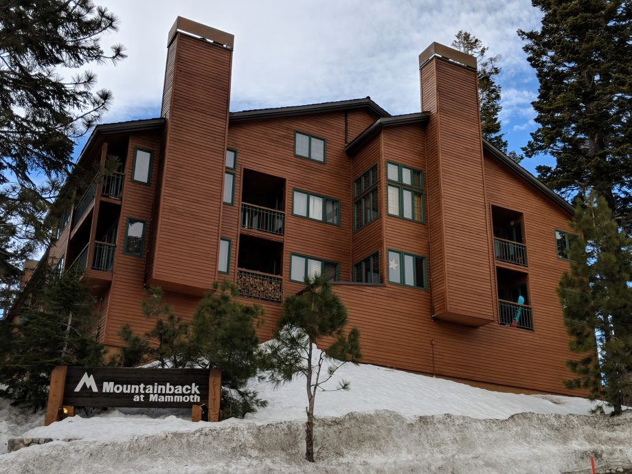 Mountainback Condos For Sale Mammoth Lakes Ca