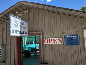 Keough Hot Springs Hours
