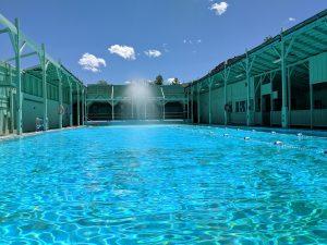 Keough Hot Springs Pool