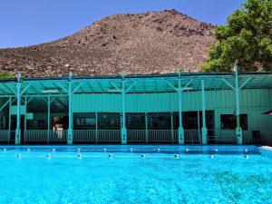Keough Hot Springs Bishop CA