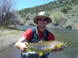 Eastern Sierra Fly Fishing