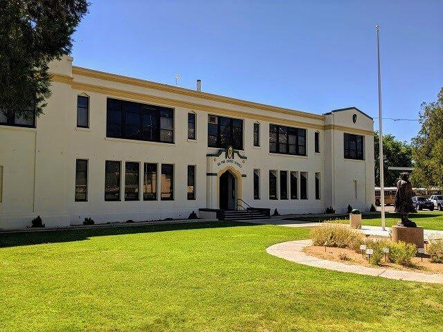 Big Pine School