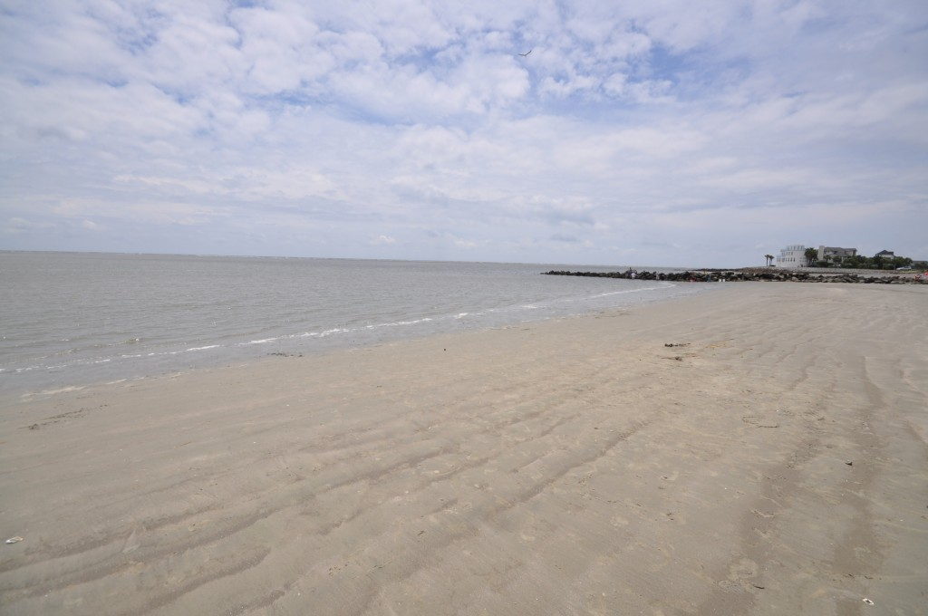 Isle of Palms beaches in SC