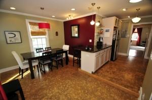 Kitchen at 250 W Poplar Street, Charleston