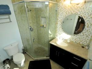 Master bathroom at 250 W Poplar Street, Charleston, SC