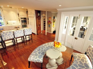 Kitchen at 4 Atlantic Street, Charleston, SC