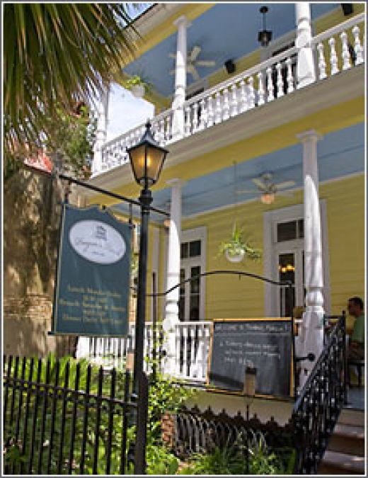 The most haunted house in charleston for Most haunted places in south carolina