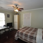 One of two bedrooms at 5371 Hwy 162