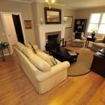 Living room at 24 Wyecreek Ave Charleston, SC