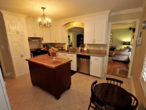 Kitchen at 455 Lydia Drive on James Island