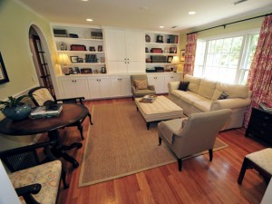 Living room at 1057 Cottingham Drive