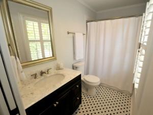 Master bathroom at 1057 Cottingham Drive, Mt. Pleasant