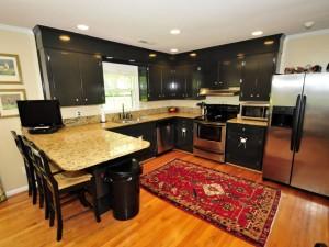 Gourmet kitchen at 1057 Cottingham Drive
