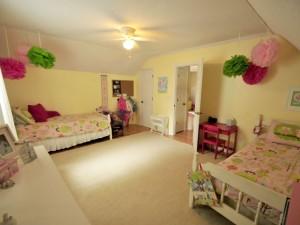 Secondary bedroom at 307 Shire Road, Mt. Pleasant