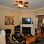 Living room at 105 Barberry Street